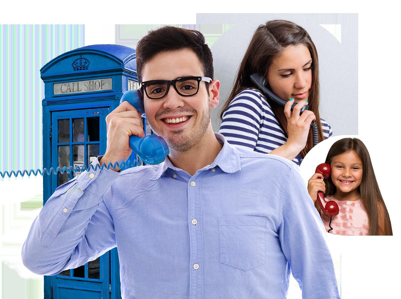 Monte seu Posto Telefônico
